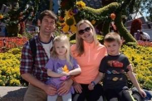 Kristin with Family